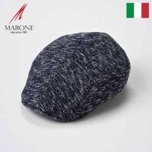 帽子 ハンチング メンズ レディース MARONE マローネ Scalata スカラータ キャップ 春夏|homeroortega