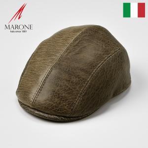 ハンチング メンズ 帽子 大きいサイズ 秋 冬 キャップ 紳士 MARONE ミエーレ|homeroortega