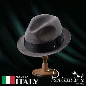 帽子 フェルトハット メンズ レディース Panizza パニッツァ ROMA COLOMBA ローマ コロンバ 中折れハット 秋冬|homeroortega