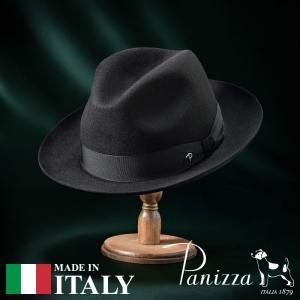 帽子 フェルトハット メンズ レディース Panizza パニッツァ NAPOLI ORO ナポリ オーロ ビーバーハット 秋冬|homeroortega