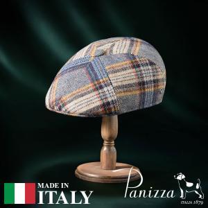 帽子 ハンチング メンズ レディース Panizza パニッツァ SARNO CITYSCAPE サルノ シティスケープ キャスケット|homeroortega