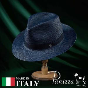 パナマハット 帽子 メンズ レディース Panizza パニッツァ AYORA アヨラ 中折れハット 春夏 homeroortega