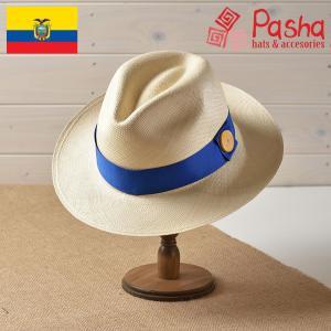 帽子 パナマハット メンズ レディース Pasha パシャ CONRADO コンラッド パナマ帽 春夏|homeroortega