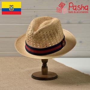 帽子 パナマハット メンズ レディース Pasha パシャ CANOA カノア パナマ帽 春夏|homeroortega