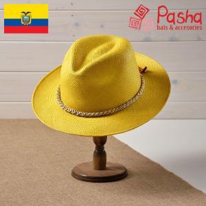 帽子 パナマハット メンズ レディース Pasha パシャ GIRASOL ヒラソール パナマ帽 春夏|homeroortega