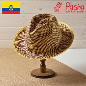 帽子 パナマハット メンズ レディース Pasha パシャ DORADO ドラド パナマ帽 春夏|homeroortega