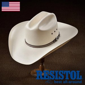 帽子/テンガロンハット/RESISTOL(レジストール)/COLE(コール)アメリカ製カウボーイハット/ウェスタン/メンズ・レディース|homeroortega