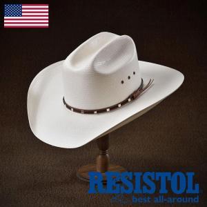 帽子/テンガロンハット/RESISTOL(レジストール)/DEL RIO(デル リオ)アメリカ製カウボーイハット/ウェスタン/メンズ・レディース|homeroortega