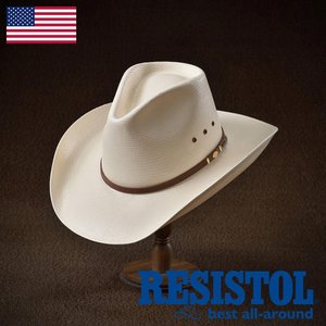帽子/テンガロンハット/RESISTOL(レジストール)/BIG SPENDER(ビッグ スペンダー)アメリカ製カウボーイハット/ウェスタン/メンズ・レディース|homeroortega