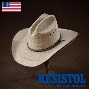 帽子/テンガロンハット/RESISTOL(レジストール)/HICKTOWN(ヒックタウン)アメリカ製カウボーイハット/ウェスタン/メンズ・レディース|homeroortega