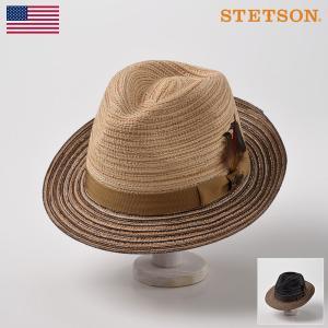 ソフトハット メンズ レディース 帽子 STETSON ステットソン MANISH SH476(マニッシュ SH476)|homeroortega