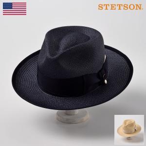 パナマハット メンズ レディース 帽子 STETSON ステットソン G6 PANAMA HAT SE464(G6パナマハット SE464)|homeroortega