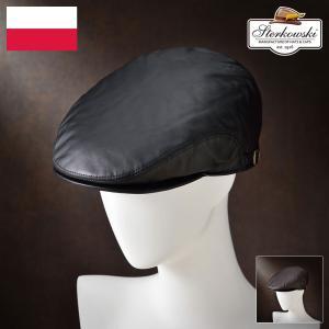 帽子/高級ハンチング帽/Sterkowski(ステルコフスキー)/Oriens(オリエンス)ポーランド製キャスケット/メンズ・レディース|homeroortega