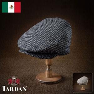 帽子/ハンチング帽/TARDAN(タルダン)/PARIS LANA(パリ ラナ)メキシコ製キャスケット/メンズ・レディース|homeroortega