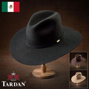 帽子/フェルトハット/TARDAN(タルダン)/INDIANA WALTON(インディアナ ウォルトン)メキシコ製中折れハット/メンズ・レディース|homeroortega