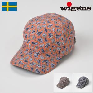 帽子 キャップメンズ レディース Wigens ヴィゲーンズ Baseball cap W120359 ベースボールキャップ W120359 春夏 homeroortega