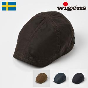 帽子 ハンチングメンズ レディース Wigens ヴィゲーンズ Pub Cap W100689 パブキャップ W100689 春夏 homeroortega