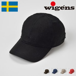 帽子 キャップメンズ レディース Wigens ヴィゲーンズ Baseball cap W120366 ベースボールキャップ W120366 春夏 homeroortega