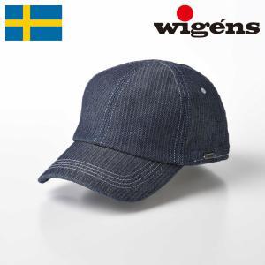 WIGENS 帽子 メンズ キャップ 大きいサイズ オールシーズン Baseball Cap(ベース...