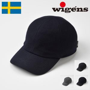 帽子 キャップメンズ レディース Wigens ヴィゲーンズ Baseball Cap 130007 ベースボールキャップ 130007 秋冬 homeroortega