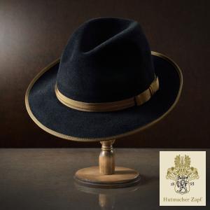 帽子/高級フェルトハット/Zapf(ツァップ)/Altaussee(アルトアウスゼー)オーストリア製中折れハット/メンズ・レディース homeroortega