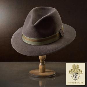 帽子/高級フェルトハット/Zapf(ツァップ)/Luis(ルイス)オーストリア製中折れハット/メンズ・レディース|homeroortega