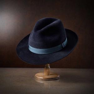帽子/高級フェルトハット/Zapf(ツァップ)/Carlo(カルロ)オーストリア製中折れハット/メンズ・レディース|homeroortega|02