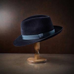 帽子/高級フェルトハット/Zapf(ツァップ)/Carlo(カルロ)オーストリア製中折れハット/メンズ・レディース|homeroortega|03