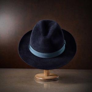 帽子/高級フェルトハット/Zapf(ツァップ)/Carlo(カルロ)オーストリア製中折れハット/メンズ・レディース|homeroortega|04