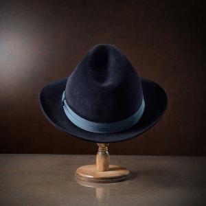 帽子/高級フェルトハット/Zapf(ツァップ)/Carlo(カルロ)オーストリア製中折れハット/メンズ・レディース|homeroortega|05