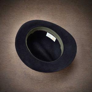 帽子/高級フェルトハット/Zapf(ツァップ)/Carlo(カルロ)オーストリア製中折れハット/メンズ・レディース|homeroortega|09