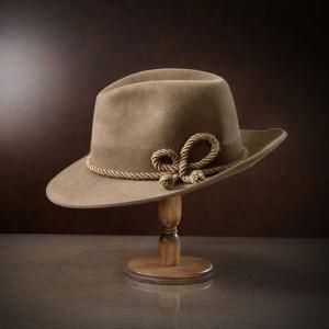帽子/高級フェルトハット/Zapf(ツァップ)/Landskron(ランズクロン)オーストリア製中折れハット/メンズ・レディース homeroortega 03