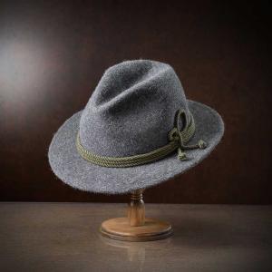 帽子/高級フェルトハット/Zapf(ツァップ)/Bernhard(ベルンハルト)オーストリア製中折れハット/メンズ・レディース homeroortega 02