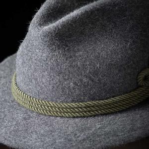 帽子/高級フェルトハット/Zapf(ツァップ)/Bernhard(ベルンハルト)オーストリア製中折れハット/メンズ・レディース homeroortega 06