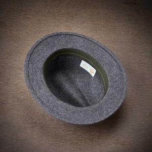 帽子/高級フェルトハット/Zapf(ツァップ)/Bernhard(ベルンハルト)オーストリア製中折れハット/メンズ・レディース homeroortega 09