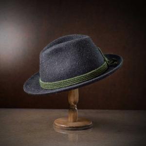 帽子/高級フェルトハット/Zapf(ツァップ)/Waldburg(ヴァルトブルク)オーストリア製中折れハット/メンズ・レディース|homeroortega|03