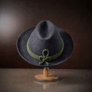 帽子/高級フェルトハット/Zapf(ツァップ)/Waldburg(ヴァルトブルク)オーストリア製中折れハット/メンズ・レディース|homeroortega|05