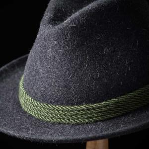 帽子/高級フェルトハット/Zapf(ツァップ)/Waldburg(ヴァルトブルク)オーストリア製中折れハット/メンズ・レディース|homeroortega|06
