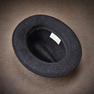 帽子/高級フェルトハット/Zapf(ツァップ)/Waldburg(ヴァルトブルク)オーストリア製中折れハット/メンズ・レディース|homeroortega|09