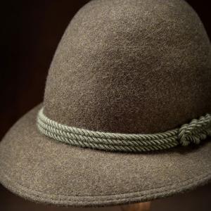 帽子/高級チロリアンハット/Zapf(ツァップ)/Alois(アロイス)オーストリア製フェルトハット/メンズ・レディース|homeroortega|06