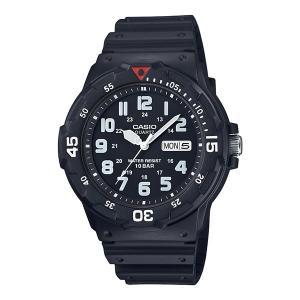 (メール便可:3個まで その場合 化粧箱なし)(国内正規品)(カシオ)CASIO 腕時計 MRW-200HJ-1BJF (スタンダード)STANDARD|homeshop