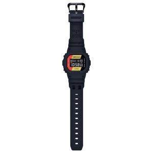 (国内正規品)(カシオ)CASIO 腕時計 DW-5600HDR-1JR (ジーショック)G-SHOCK メンズ THE HUNDREDS コラボ 限定モデル クオーツ デジタル(メール便不可)|homeshop|02