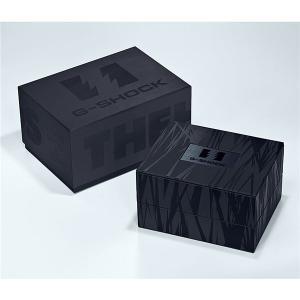 (国内正規品)(カシオ)CASIO 腕時計 DW-5600HDR-1JR (ジーショック)G-SHOCK メンズ THE HUNDREDS コラボ 限定モデル クオーツ デジタル(メール便不可)|homeshop|03