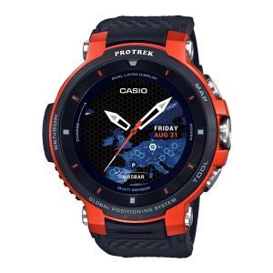 (国内正規品)(カシオ)CASIO 腕時計 WSD-F30-RG PROTREK(プロトレック) ス...