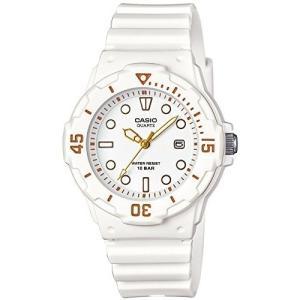 (メール便可:1個まで)(メール便の場合 化粧箱なし)CASIO(カシオ)(腕時計)LRW-200H-7E2JF STANDARD(スタンダード) ホワイト×ホワイト レディース|homeshop