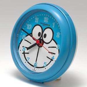 リズム時計 強化防滴・防塵型 ドラえもん バスクロック 4KG716DR04  アイムドラえもん(防水 お風呂クロック 時計 置時計 キャラクター時計 ウオッチ)|homeshop|02