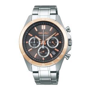 (国内正規品)(セイコー)SEIKO 腕時計 SBTR026 (スピリット)SPIRIT メンズ クロノグラフ|ホームショッピング