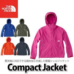 ザノースフェイス ウェア Compact Jacket NPW71530(レディース/女性用)(メール便不可)(ラッピング不可)|homeshop