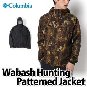 コロンビア(ウェア)Wabash Hunting Patterned Jacket PM5483(メンズ/男性用)(ラッピング不可)(メール便不可)|homeshop