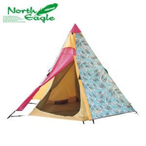 North Eagle テント ワンポールテント フェザーライト200 NE202(メール便不可)(ラッピング不可)|homeshop